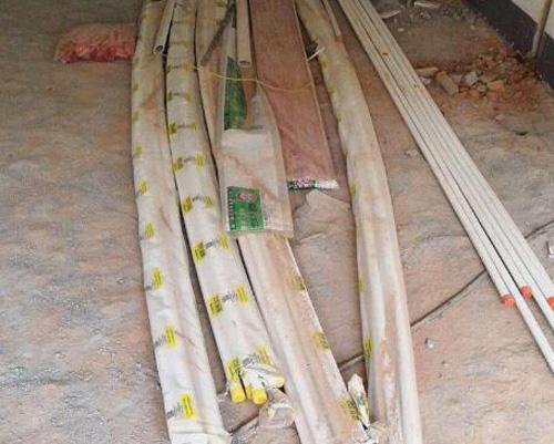 PP-R冷热水管安装