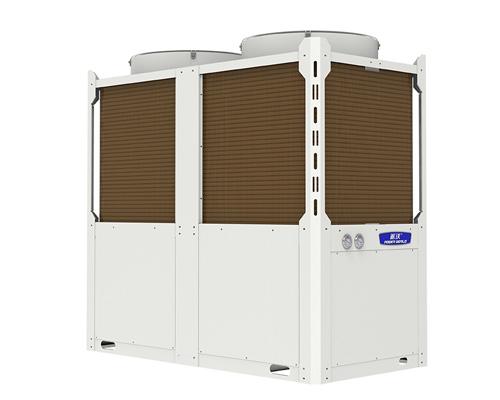 空气能热泵冷热水模块机组 常温型 25匹(双系统)
