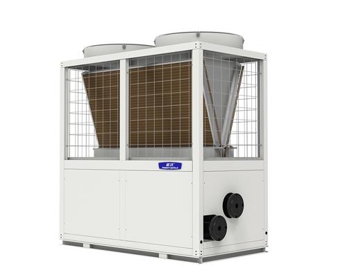 沃空气能热水机组 超低温 60匹(双系统 V型)